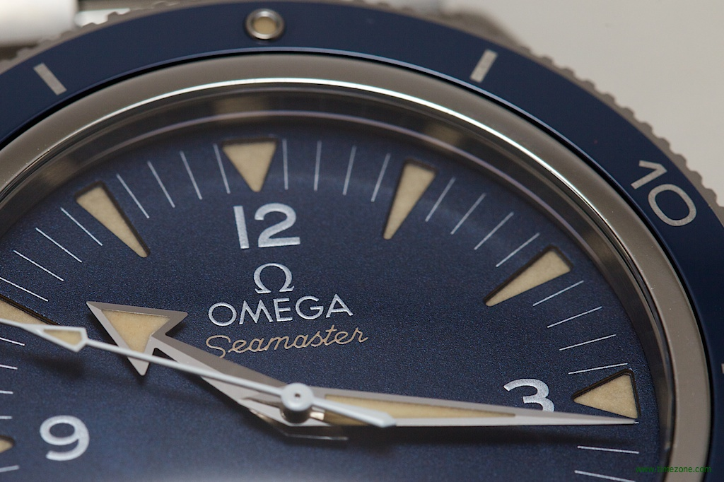 Seamaster 300 Master Co-Axial, Seamaster 300 blue, sandwich blue, Master Co-Axial 8400