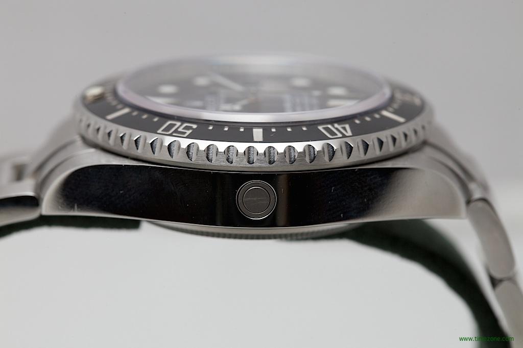 Rolex Sea-Dweller 4000, Sea-Dweller, Rolex 116600