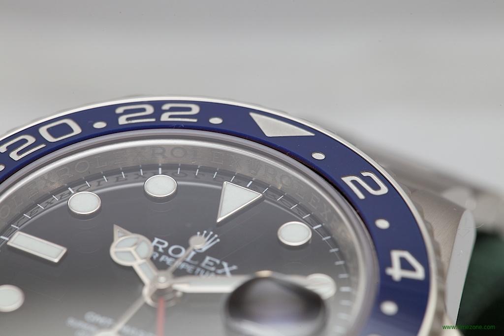 Rolex GMT Pepsi, Rolex Cerachrom Pepsi GMT, Rolex 116719BLRO