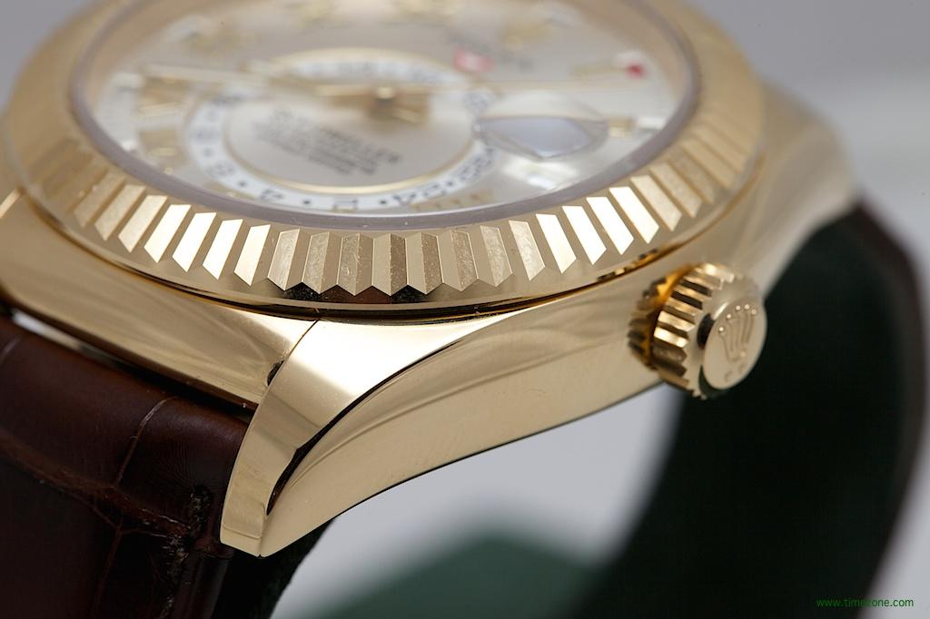 Rolex Oyster Perpetual Sky-Dweller, Everose Sky-Dweller, Yellow Gold Sky-Dweller, White Gold Sky-Dweller