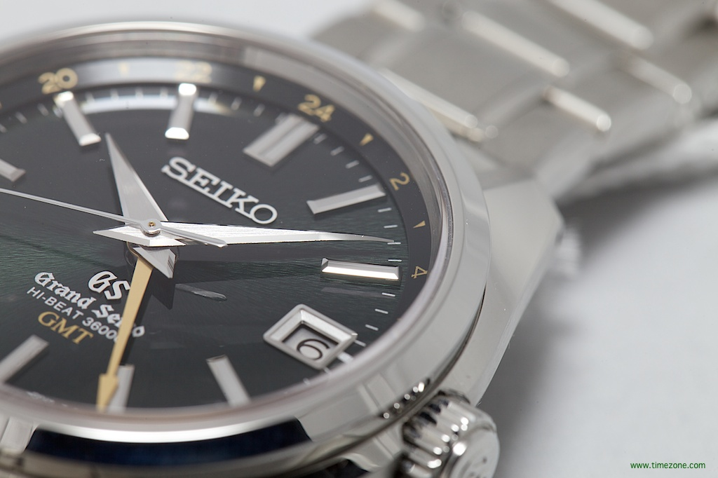 Hi-Beat 36,000 GMT Limited Edition, Grand Seiko SBGJ005, Seiko Hi-Beat 36000 GMT Limited Edition