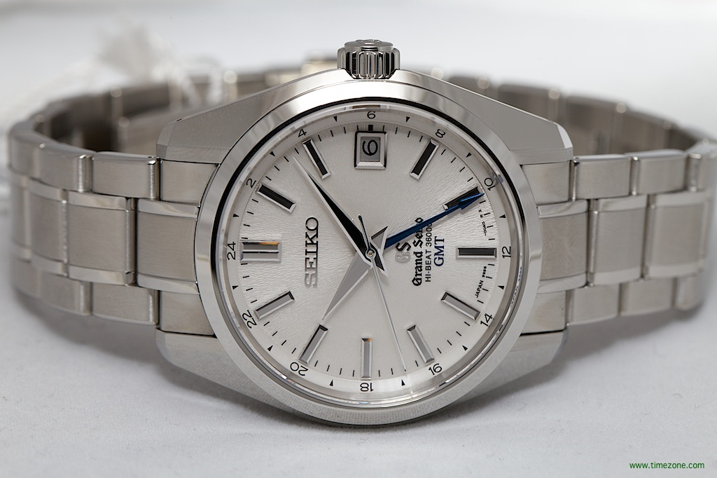 Hi-Beat 36,000 GMT, Grand Seiko SBGJ001, Seiko Hi-Beat 36000 GMT