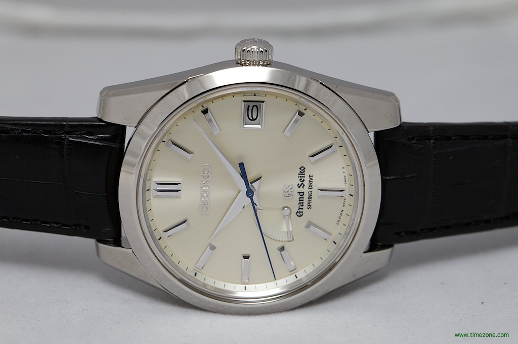 Grand Seiko Historical Collection Self-Dater platinum