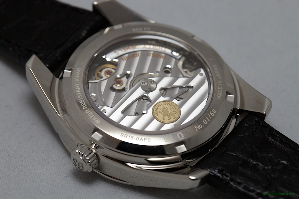 Grand Seiko Historical Collection Self-Dater