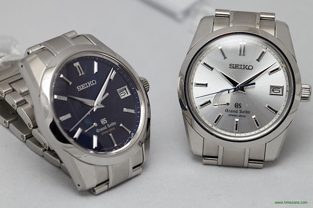 Grand Seiko SBGA105, Grand Seiko SBGA105