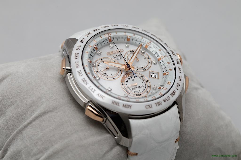 Astron GPS Solar Chronograph Resort, Seiko Astron GPS luxury