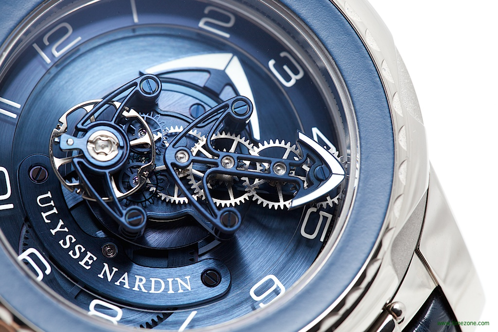 Ulysse Nardin Freak Blue Cruiser, Caliber UN-205, Ulysse Nardin Freak, Ulysse Nardin 2050-131/03, Ulysse Nardin Baselworld 2014