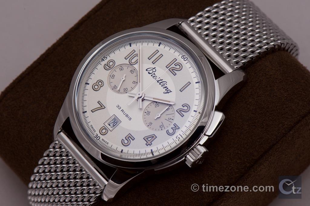 Breitling TransOcean Chronograph 1915, TransOcean Chronograph 1915, AB141112|G799|154A