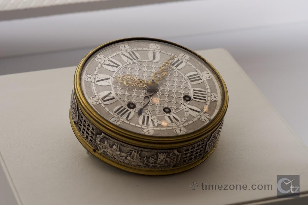 Leroy Marie Antoinette, Marie Antoinette travel clock, Leroy Baselworld