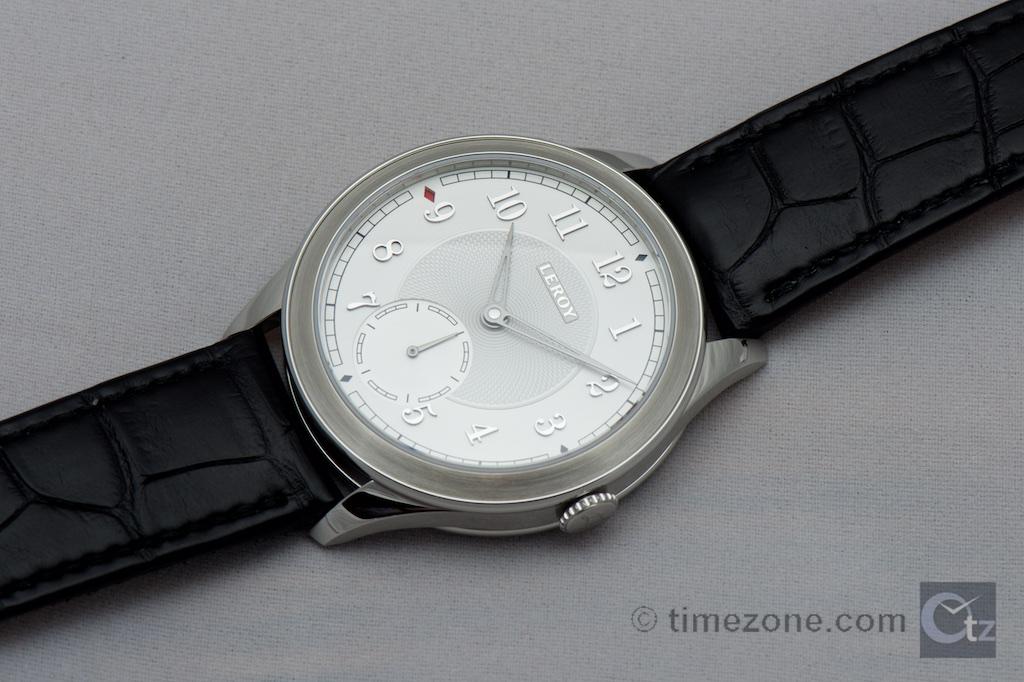 Chronomètre Observatoire, Leroy Chronometer, Leroy Baselworld 2015, Leroy Basel 2015, Leroy Baselworld