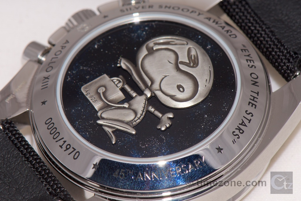 Speedmaster Apollo 13 Silver Snoopy Award, Speedmaster Silver Snoopy, Snoopy Speedmaster, Speedmaster Apollo 13 45th Anniversary, Silver Snoopy Award, 311.32.42.30.04.003, Omega 311.32.42.30.04.003