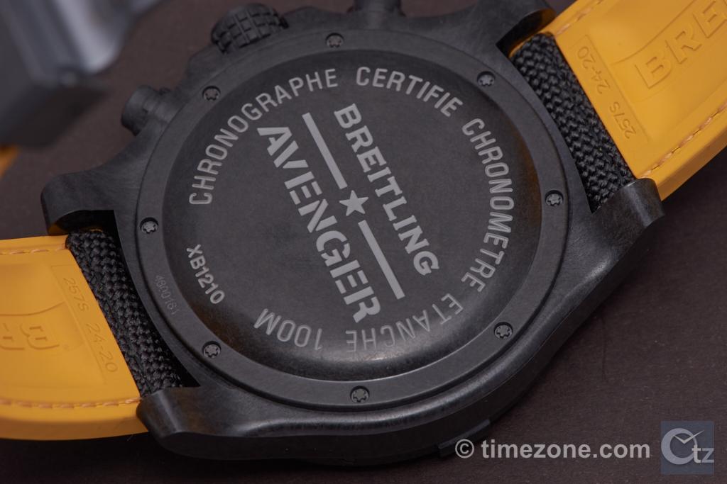 Breitling Avenger Hurricane, Avenger Hurricane