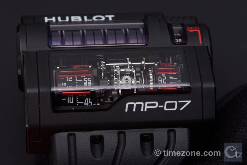 Hublot MP07, Hublot MP-07 42-Days Power Reserve, MP-07 42-Days Power Reserve, 907.ND.0001.RX