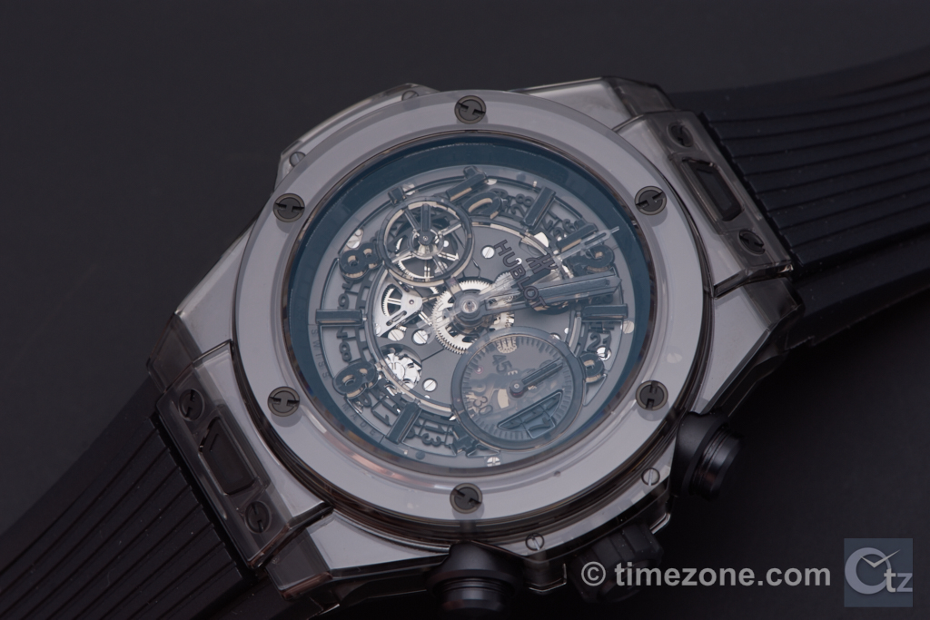 Big Bang Unico All Black Sapphire, Hublot Big Bang Unico All Black Sapphire, 411.JB.4901.RT