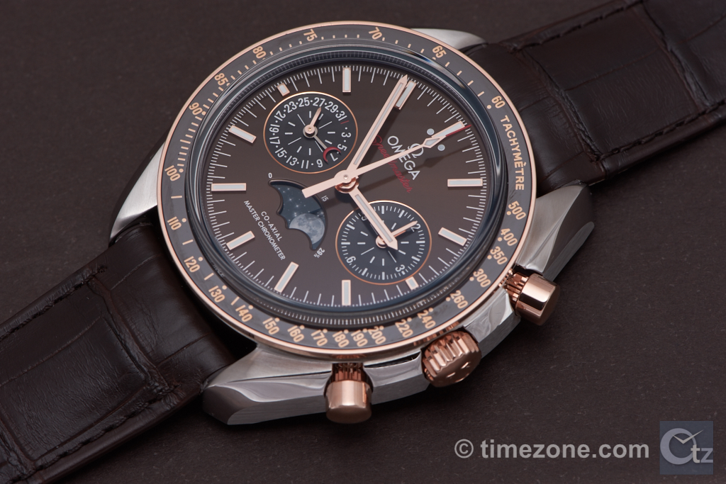 Timezone Omega 187 Baselworld 2016 Hands On With The