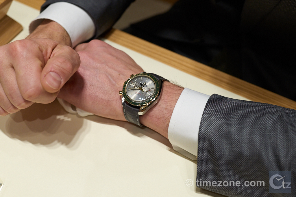 Omega Baselworld 2016, Omega Basel 2016, Speedmaster Moonphase, Speedmaster Moonphase Chronograph Master Chronometer, Master Chronometer caliber 9904, Omega caliber 9904