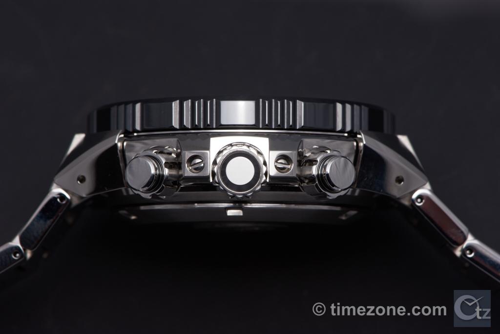 Seiko Baselworld 2016, Prospex automatic chronograph, Seiko Basel 2016