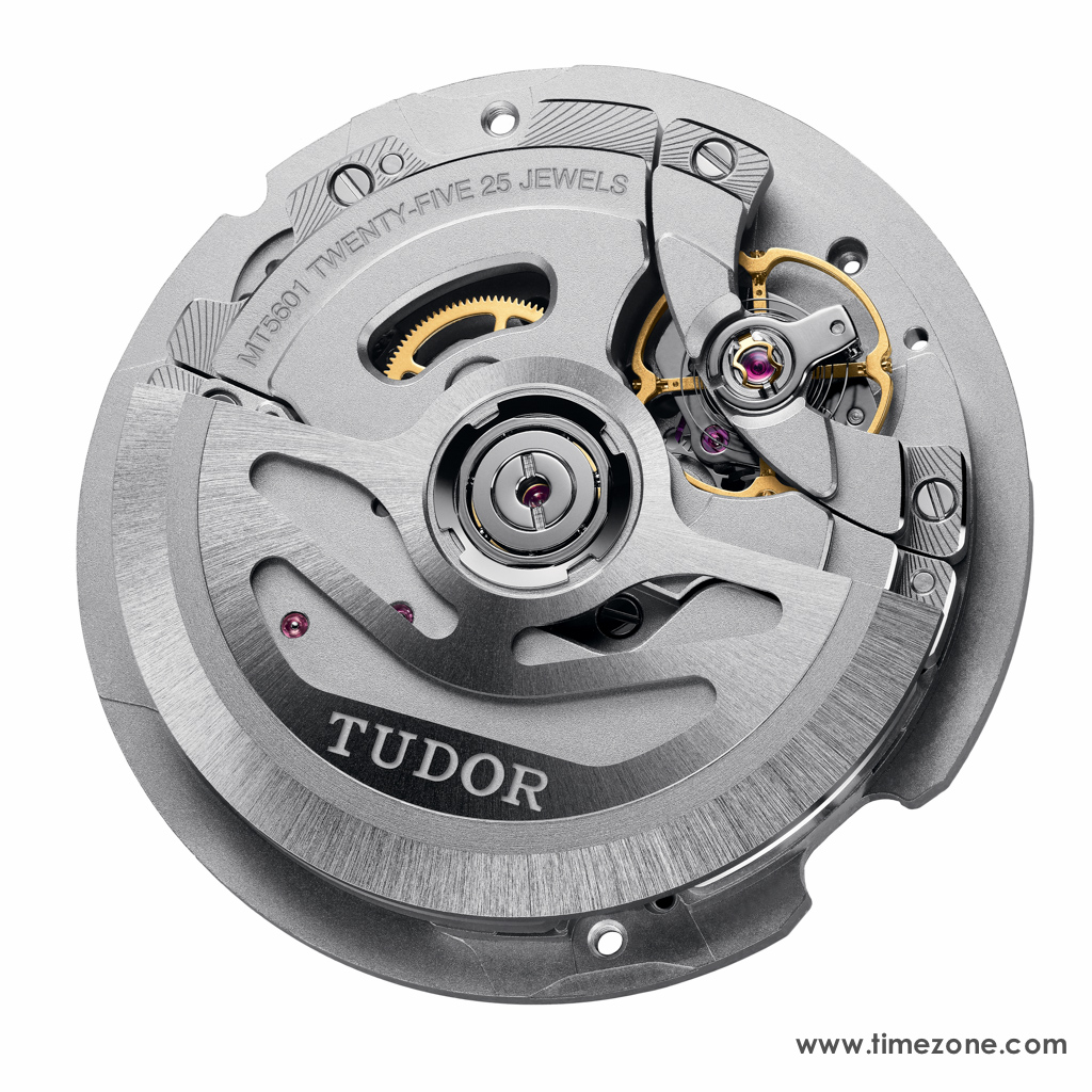 Tudor MT5601, MT5601, Caliber MT5601, Heritage Black Bay movement
