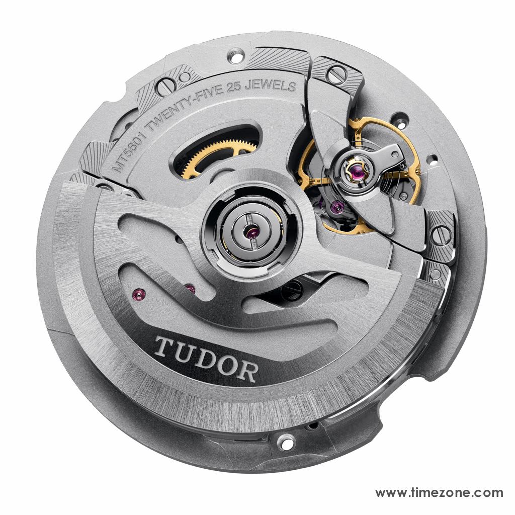 Tudor MT5601, MT5601, Caliber MT5601, Heritage Black Bay movement