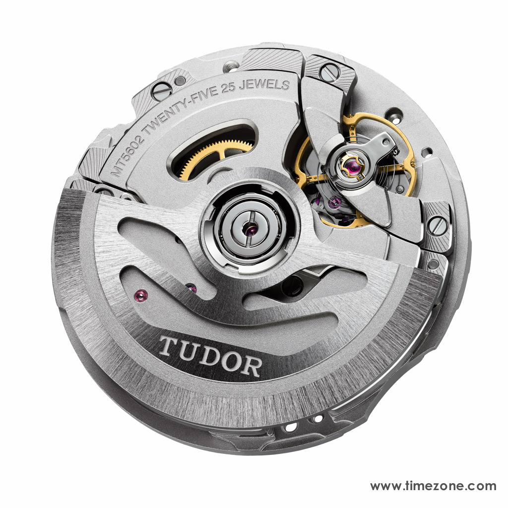 Tudor MT5602, MT5602, Caliber MT5602, Heritage Black Bay movement