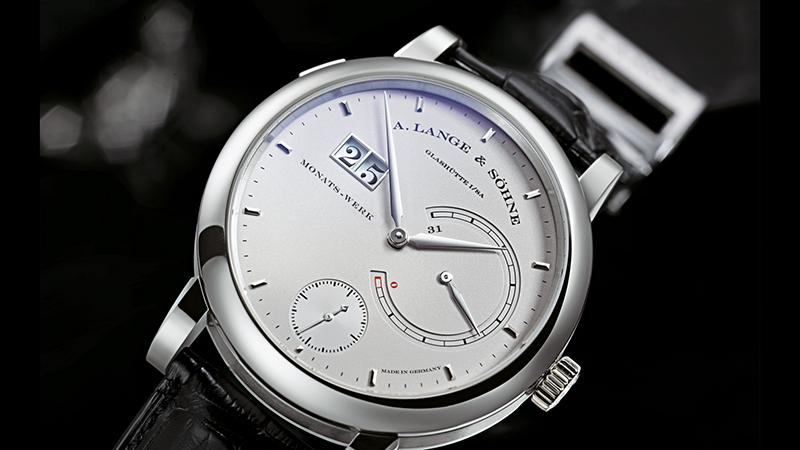 LANGE 31, A. Lange & Söhne 31, Watch 101 Power Reserve Indications