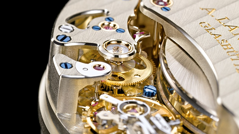 Calibre L034.1, LANGE 31, A. Lange & Söhne 31, Watch 101 Power Reserve Indications