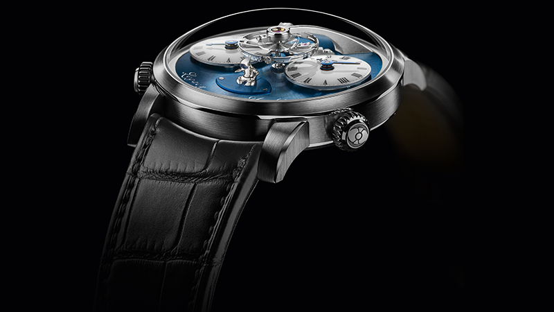 Legacy Machine N°1 Xia Hang, MB&F Xia Hang, MB&F Legacy Machine N°1 Xia Hang, Watch 101 Power Reserve Indications