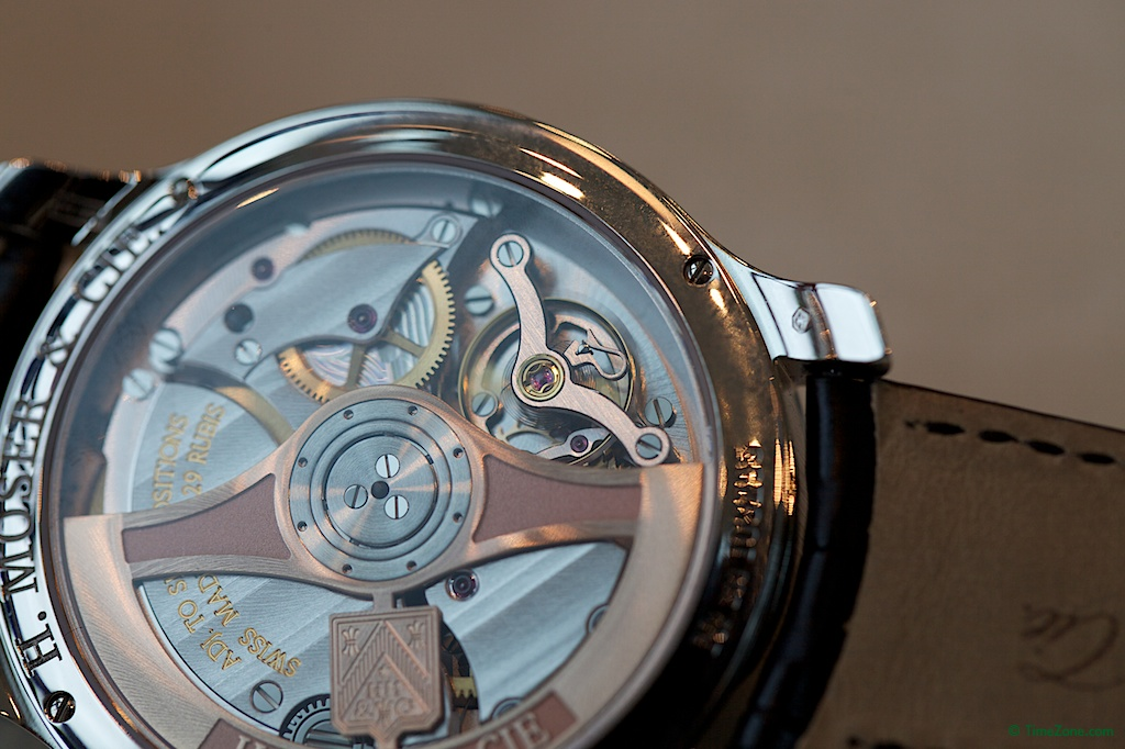 Moser Nomad, Moser Andreas Strehler, Moser Strehler, Andreas Strehler dragon lever, Andreas Strehler movement