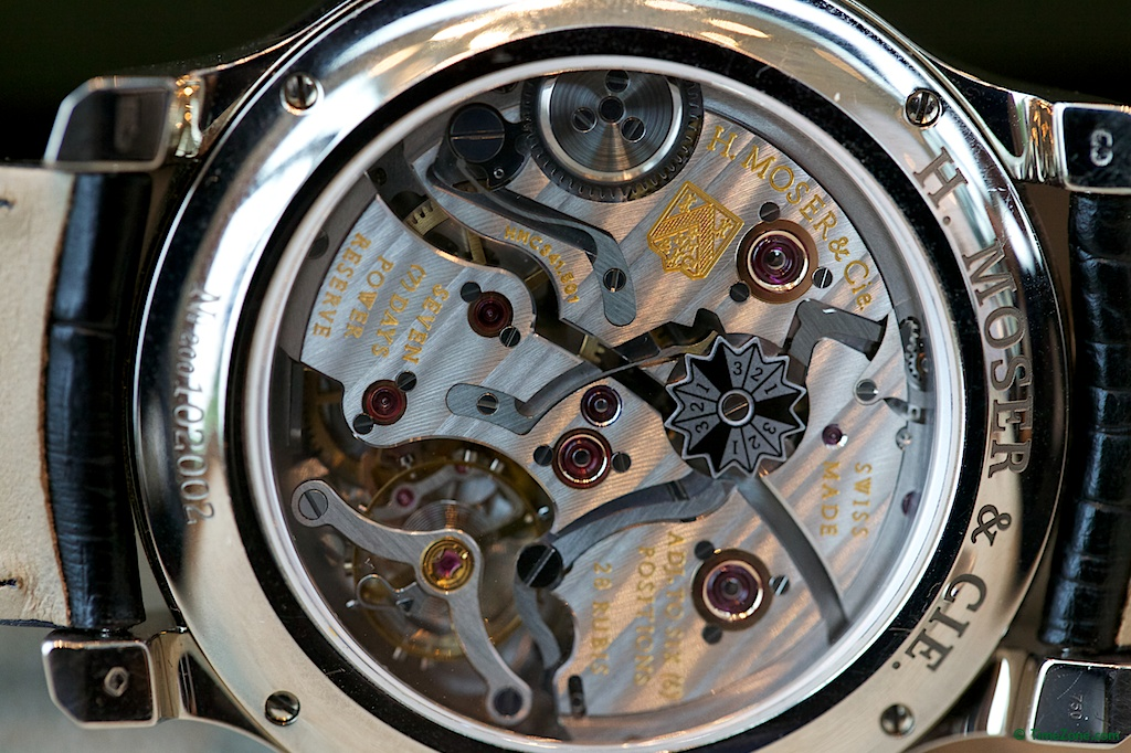 Moser Perpetual 1, Andreas Strehler Perpetual 1, Moser Andreas Strehler, Moser Strehler, Andreas Strehler dragon lever, Andreas Strehler movement