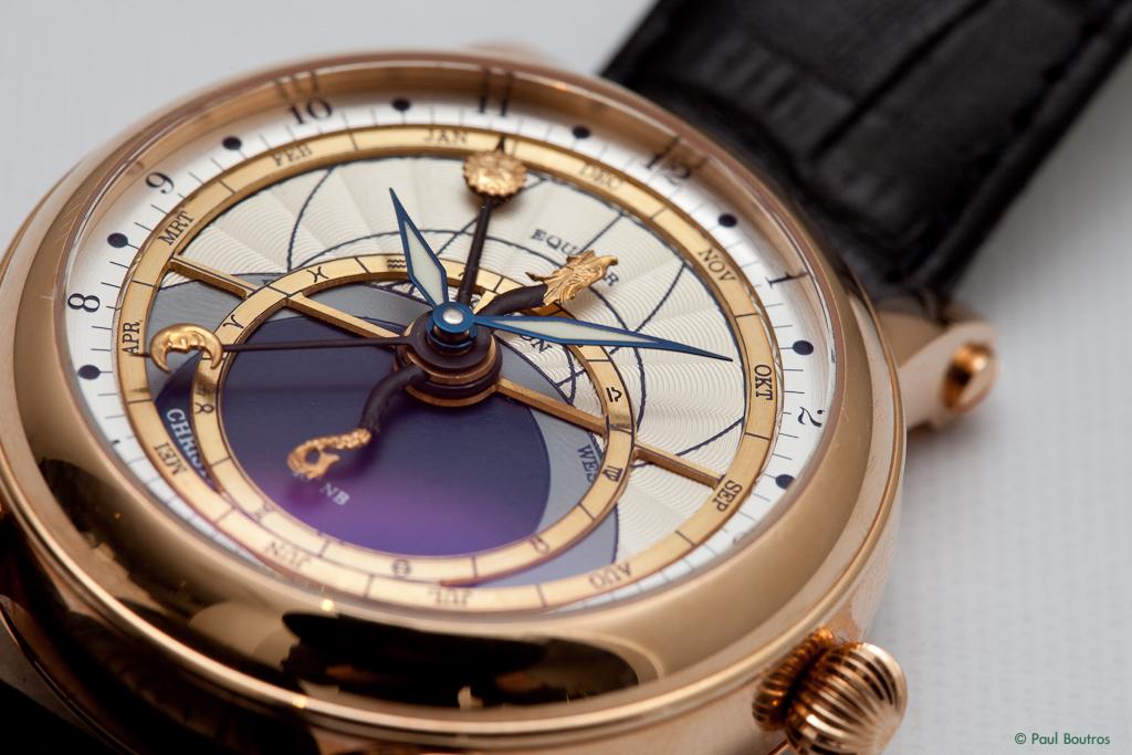 astrolabio orologio