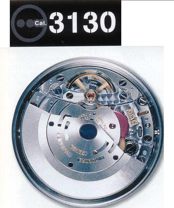 rolex 3130