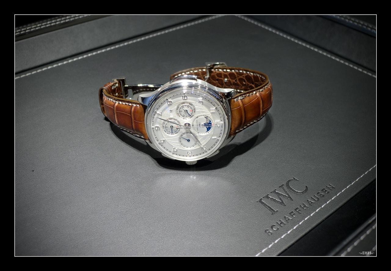 IWC Portuguese Grande Complication, Portuguese Grande Complication, IWC Perpetual Calendar, IW377401