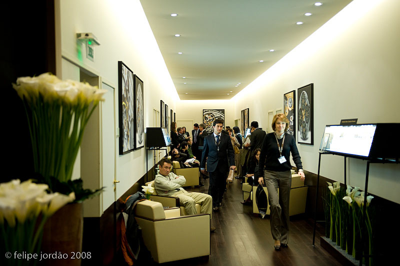 Some photos of my Vacheron visit at SIHH