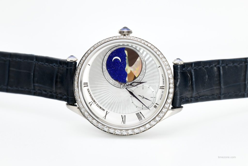 Karl Moritz Grossmann, Mortiz-Grossmann, TEFNUT 1001 Nights, Manufacture Caliber 100.1, Caliber 100.1