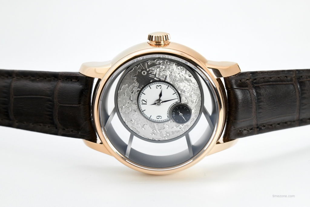 Karl Moritz Grossmann, Mortiz-Grossmann, Benu Lost in Space, MG-001724, Benu Anniversary Lost in Space, Manufacture Caliber 102.0, Caliber 102.0