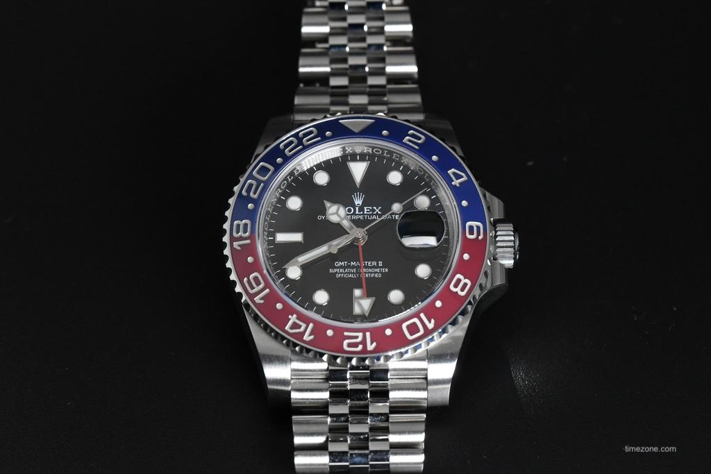 Rolex GMT Pepsi, 126710BLRO