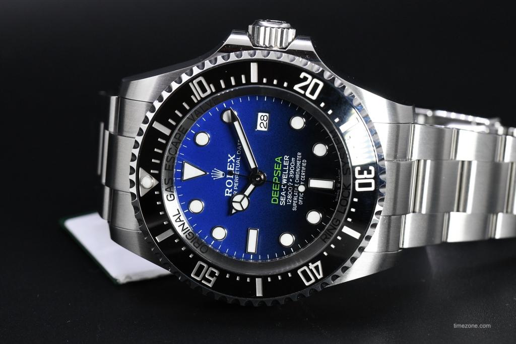 Rolex Deepsea Oystersteel