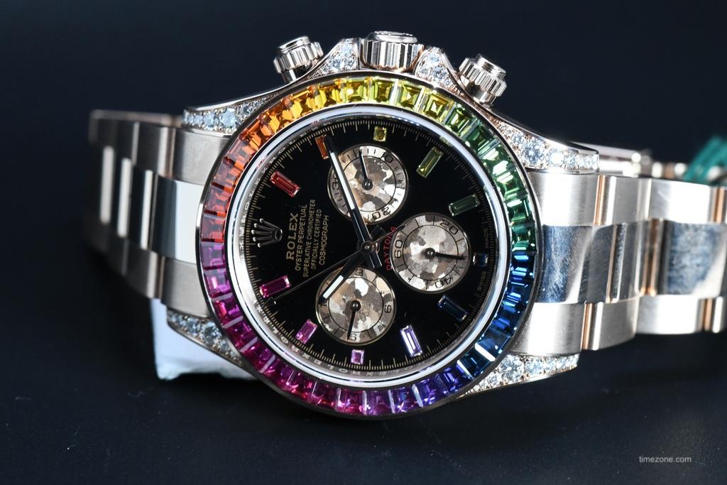 Daytona Rainbow, Rolex Rainbow