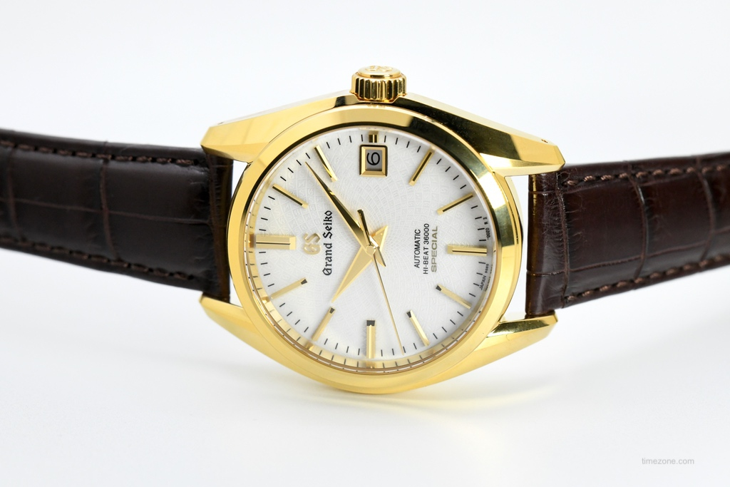 Grand Seiko Hi-Beat 36000 Special Ref. SBGH266, Caliber 9S 20th Anniversary, Hi-Beat Special, SBGH266