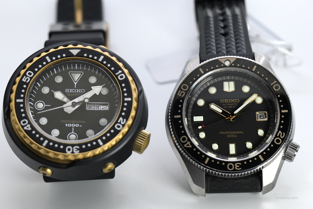 Prospex Tuna, first quartz saturation, SLA025, Seiko SLA025, Prospex SPB077, SPB077, Seiko SPB077