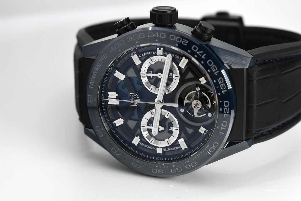 Carrera Tête de Vipère Chronograph Tourbillon Chronometer, TAG Heuer Besançon, Besançon Viper, TAG Heuer Viper, Carrera Besancon Chronograph Tourbillon Chronometer, Carrera Chronograph Tourbillon Chronometer, CAR5A93.FC6442