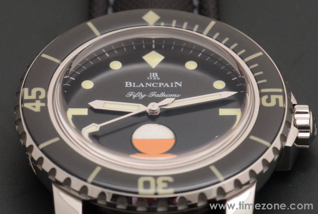 Tribute to Fifty Fathoms MIL-SPEC, Blancpain Novelties 2017, Blancpain Basel 2017, Blancpain Baselworld 2017
