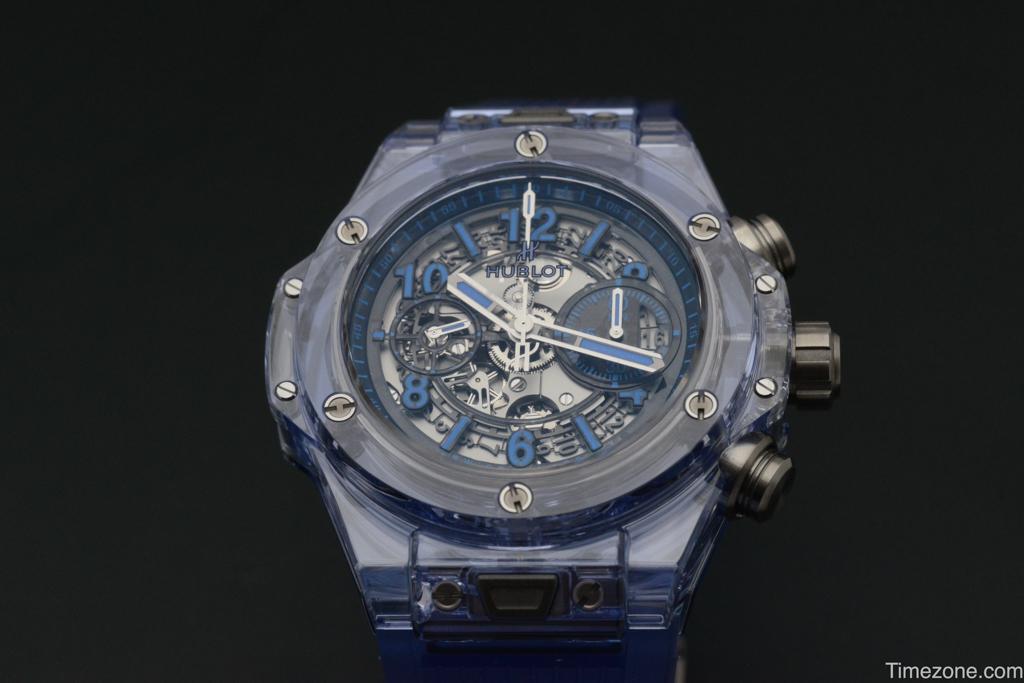 Big Bang Unico Sapphire Blue, Big Bang Unico Sapphire, 411.JL.4809.RT
