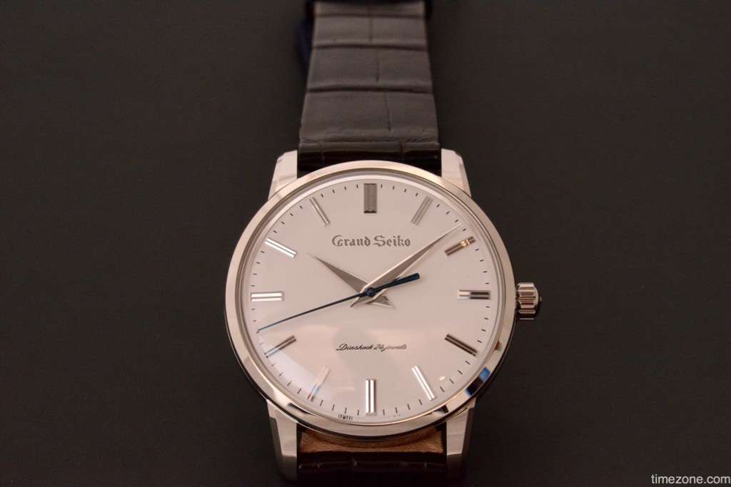 Grand Seiko Re-cration, Grand Seiko steel, Grand Seiko SBGW253, Seiko SBGW253, SBGW253