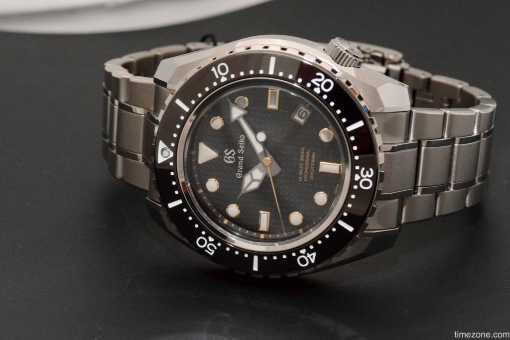 Grand Seiko, Grand Seiko Hi-Beat 36000 Professional 600m Diver's, Hi-Beat 36000 Professional 600m Diver's, Grand Seiko SBGH255, Seiko SBGH255, SBGH255