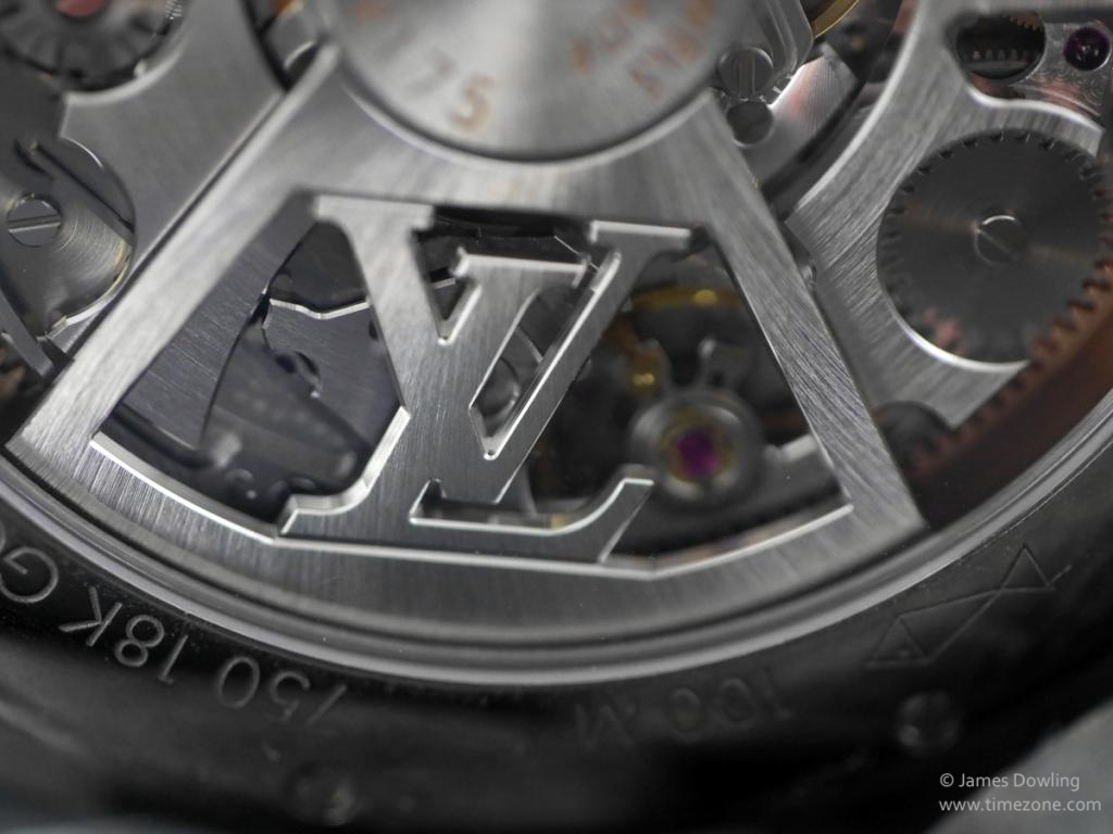 Louis Vuitton Tambour Twin Chrono Match Racing, Tambour Twin Chrono, Match Racing