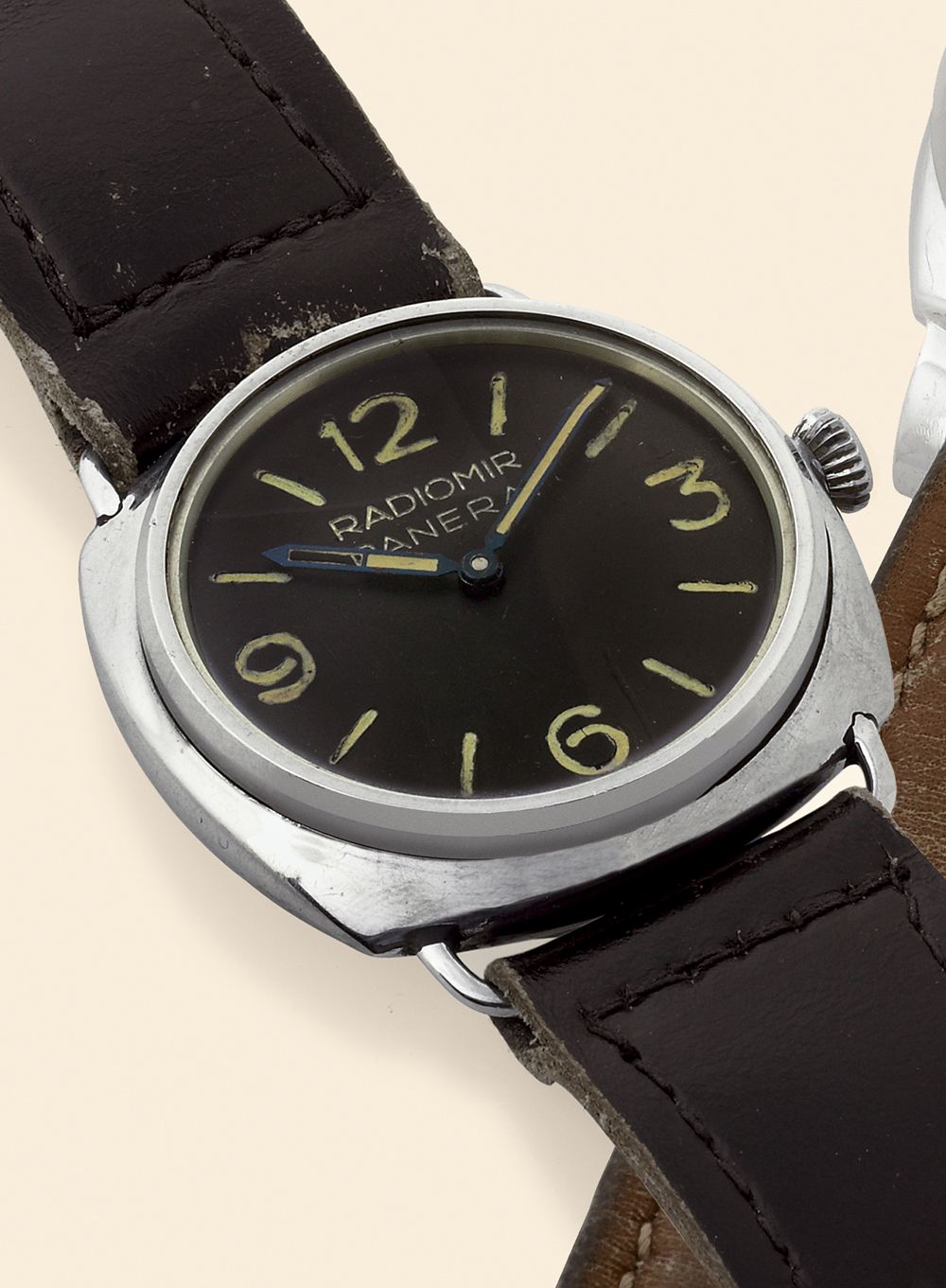 The military diver s watch a revisionist view by james - Panerai dive watch ...
