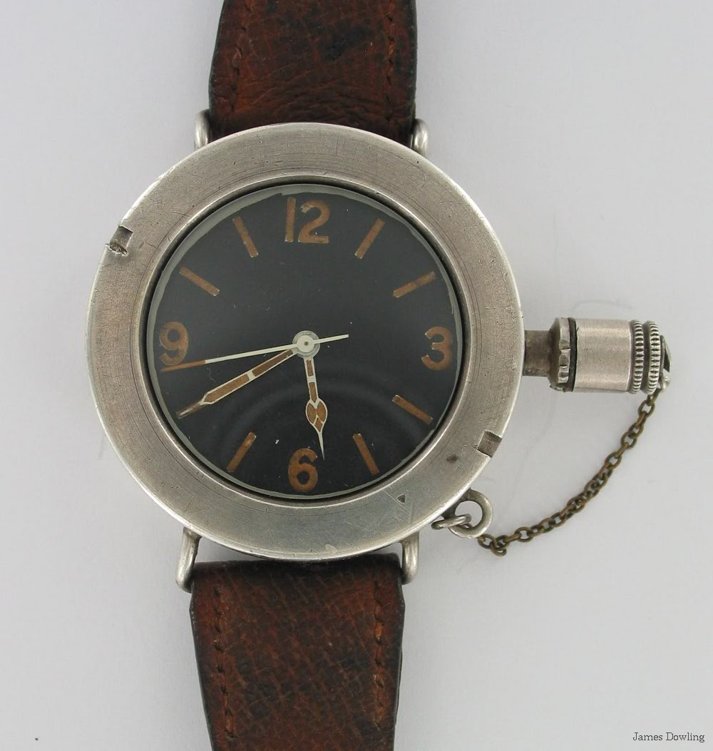 The Military Diver's Watch