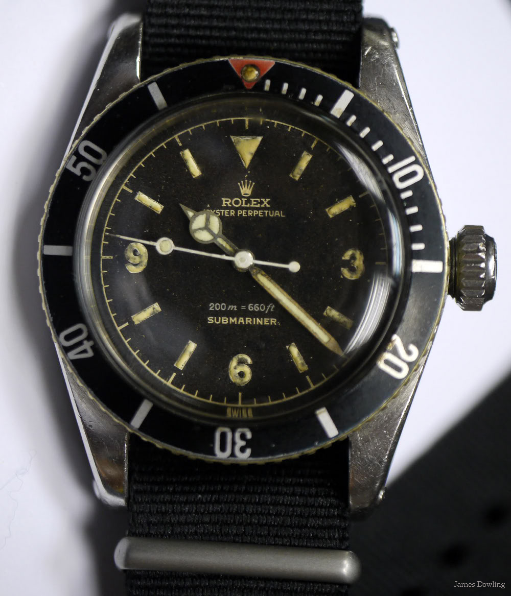the military diver�s watch a revisionist view by james
