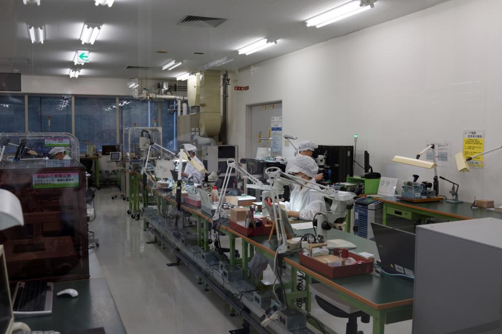 Seiko Factory, Seiko Morioka